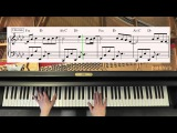 Waves (Robin Schulz Radio Edit) - Mr. Probz - Piano Cover Video by YourPianoCover