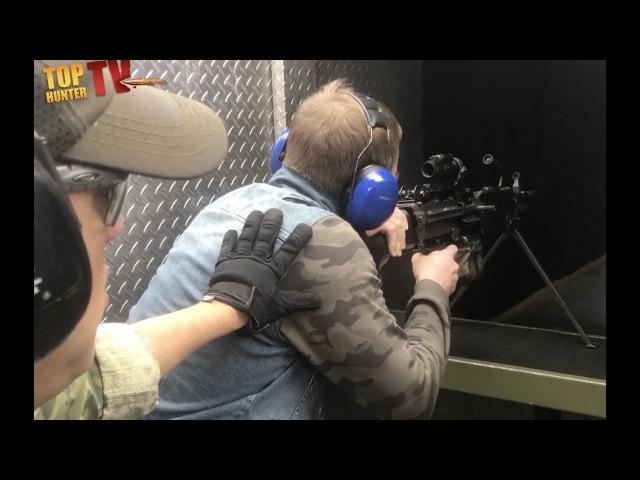 Стрельба в Вегасе. Пулеметы и Mini-gun. ТОП ХАНТЕР в Battlefield Las Vegas
