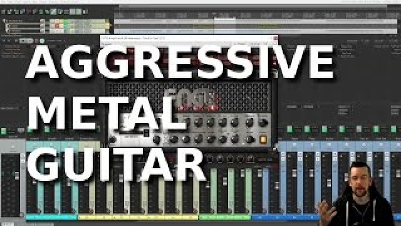 Mixing Guide - Metal Guitar