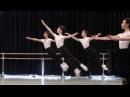 Classe de danse classique garçons 14 15 ans Adage sauts Conservatoire de Paris