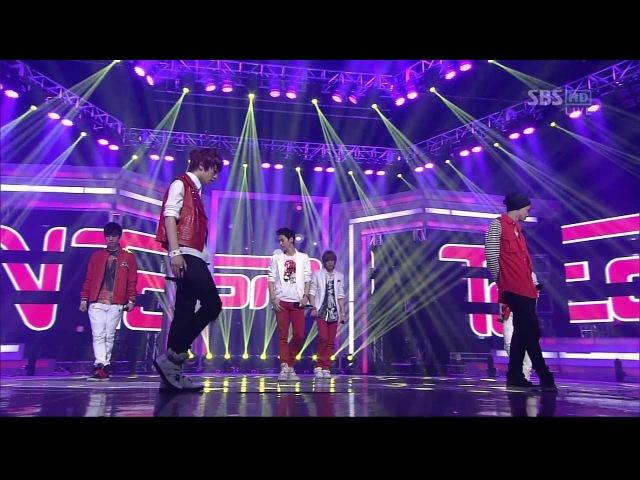 TEEN TOP - Baby U (3 Jun ,2012)
