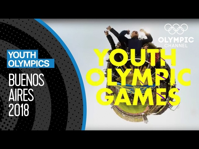 The Youth Olympics are Coming to Buenos Aires Youth Olympic Games