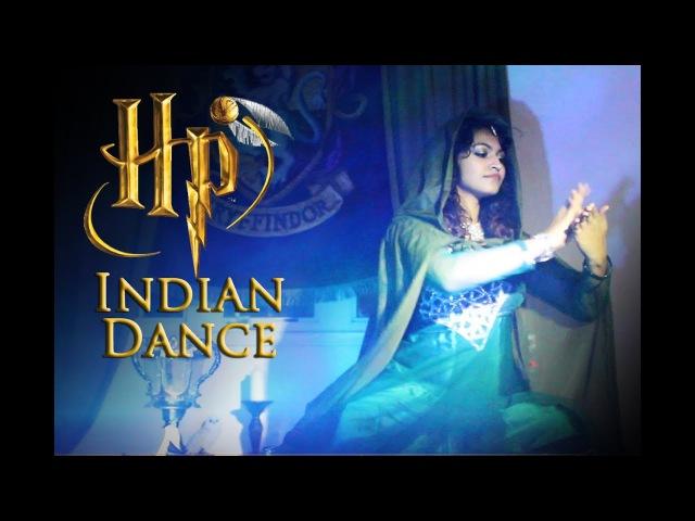 Harry Potter Theme - Indian DANCE ( Mahesh Raghvan Version) by Sarah Trivedi