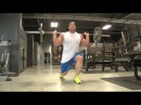 MD 101 Steve Kuclo on Barbell Lunges