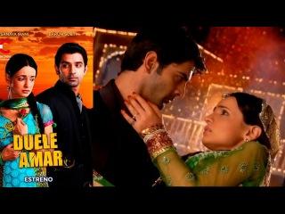Khushi conoce a Arnav - escenas del primer capitulo de Duele Amar