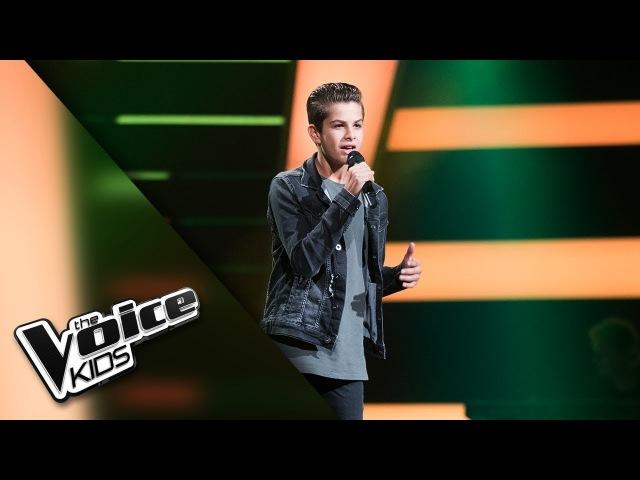 Шоу Голос Kids Голландия 2018 Клаас с песней Армия семи наций The Voice Kids Holland 2018 Joran and the song Seven Nation Army оригинал The White Stripes