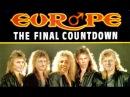 EUR♂PE - The Final Countdown (Gachimuchi)