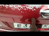 Амурская зима VS автомобильный пластик