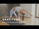 Day 4 Heart-Opening Yoga Flow with Briohny Smyth - 7 Days of Gratitude