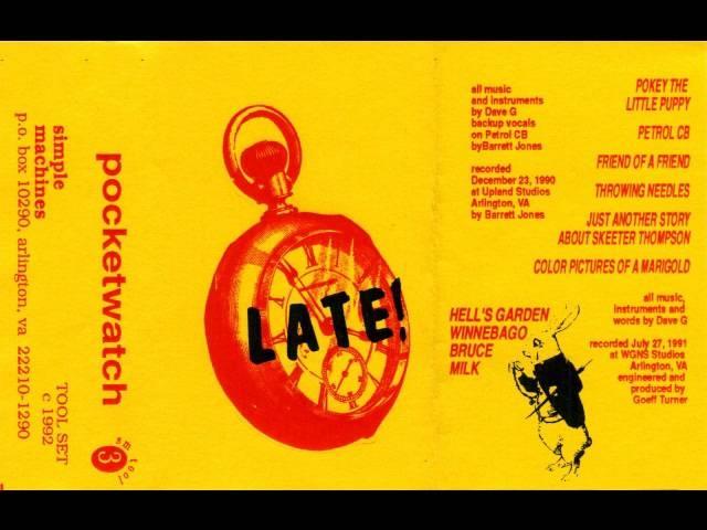 Dave Grohl - Pocketwatch Demos