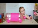 Свинка из пластиковой бутылки