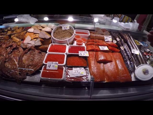 Рижский рынок, дорога в Таллин, пивной дом. Выпуск 3