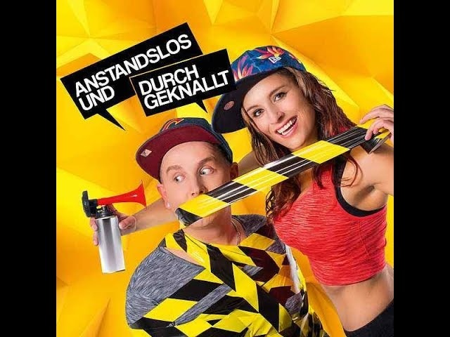 Anstandslos Durchgeknallt feat. Jasmiina - Egal (Official Audio)