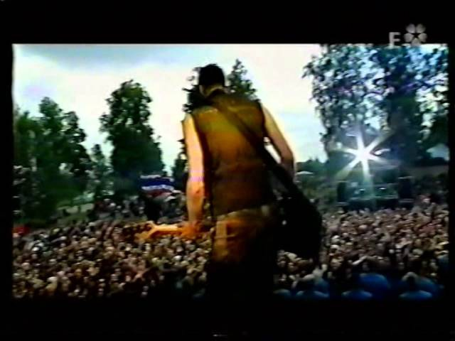 Placebo live @ Arvika Festival 13 07 2001