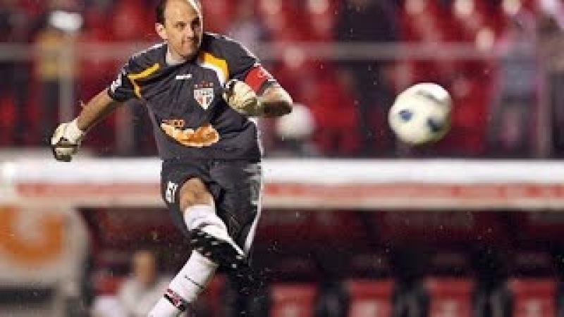 Rogerio Ceni Top 10 Free Kick Goals