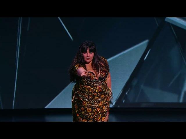Танцы: Лейла Амар (Artem Uzunov - That's Freedom) (сезон 4, серия 5) из сериала Танцы смотреть бес...