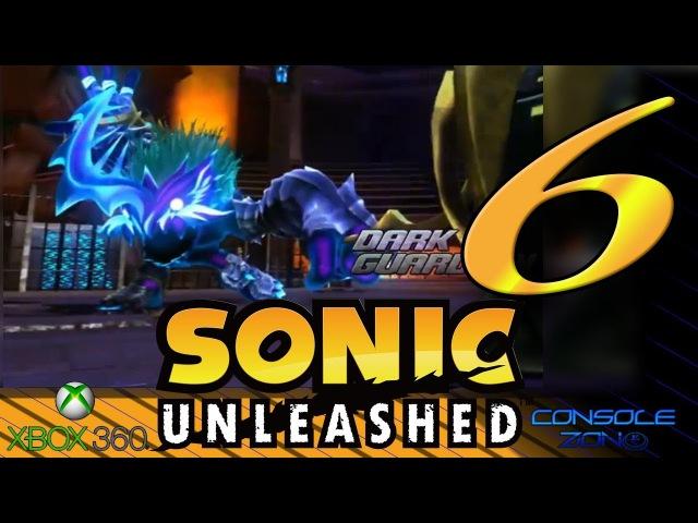Sonic Unleashed (Xbox 360 / PS3) - 6 часть прохождения игры