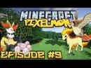 Minecraft: Pixelmon! Эпизод 9 ГОЛОДНЫЙ ПОХОД! ЧАСТЬ 2. МАЙНКРАФТ ПОКЕМОНЫ