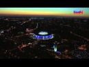 Donbass Arena Aerial Views Донбасс Арена - съемки с воздуха