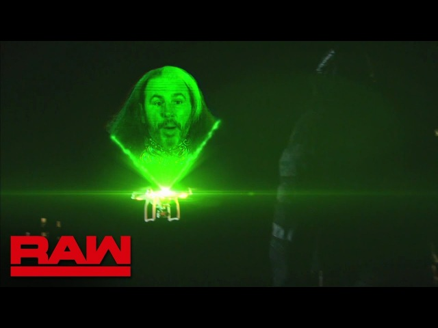 Bray Wyatt enters The Hardy Compound - The Ultimate Deletion Raw, March 19, 2017