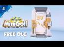 Infinite Minigolf - Ангар 37   PS4, PS VR