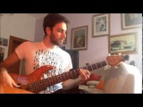 Raffaele Jr Matteucci - Alta marea Ornella Vanoni (Bass Cover)
