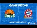 Highlights Unics Kazan FC Bayern Munich