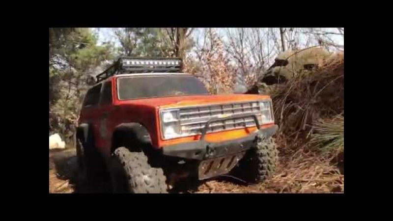 Vaterra 1986 K5 Blazer Ascender | Trail At Mt.Jago