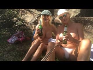 Blaise & Joanna's Nude Beach Adventure
