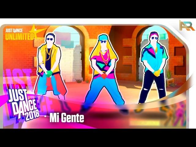 Just Dance Unlimited - Mi Gente
