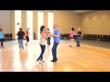Bachata turn pattern (vuelta) and lead class with Adam Taub
