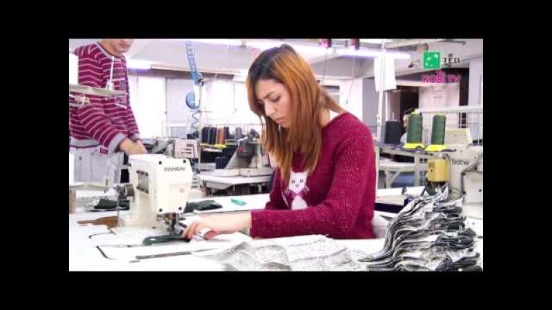Tekstilin Türkiyedeki merkezi İstanbul- Merter