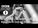 Testpilot deadmau5 @ Movement Detroit 2017 TECHNO SET