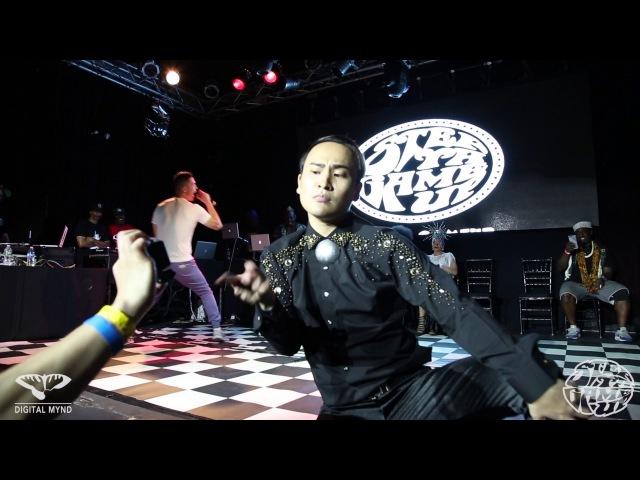 [Step Ya Game Up 2017] Akuma Diva v. Princess Madoki (Waacking Top 8)