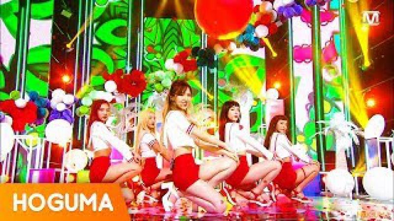 레드벨벳 (Red Velvet) - You Better Know 빨간 맛 (Red Flavor) 교차편집 (stage mix)