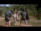 Zatoichi training