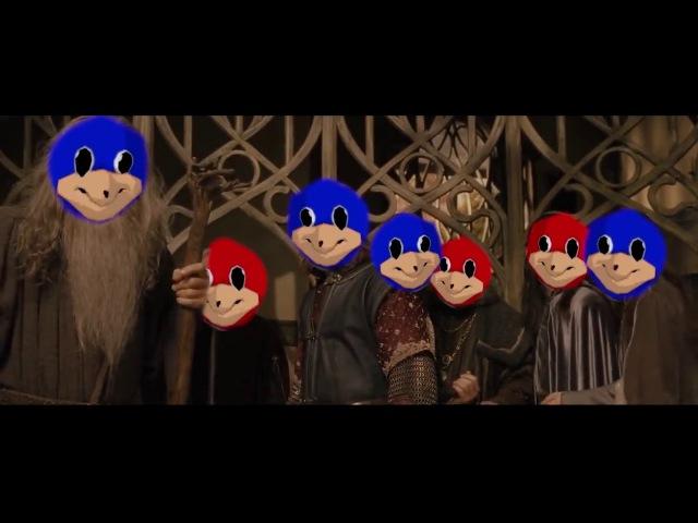 People Ruin Uganda Knuckles (Parody) Frodo Lord of the rings