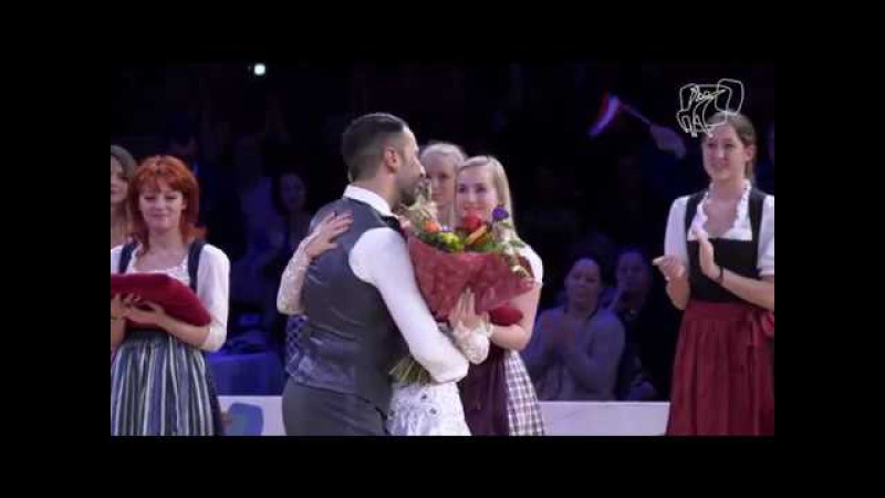 2017 PD World ShowDance STD, Vienna | Campisi - Burkhardt AUT, Final | DanceSport Total