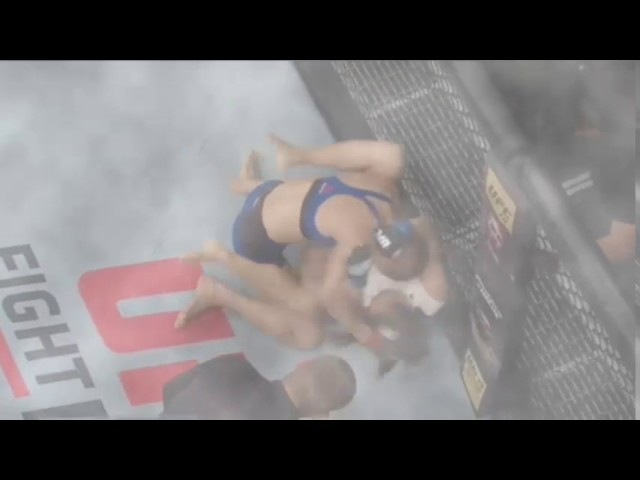 Rose Namajunas vs Michelle Waterson Full Fight - UFC fight night