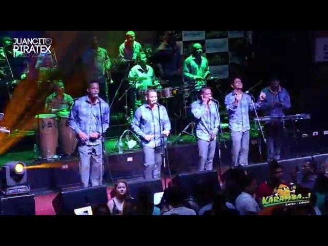 Se parecio tanto a ti - Grupo Niche - Karamba Latin Disco 2015