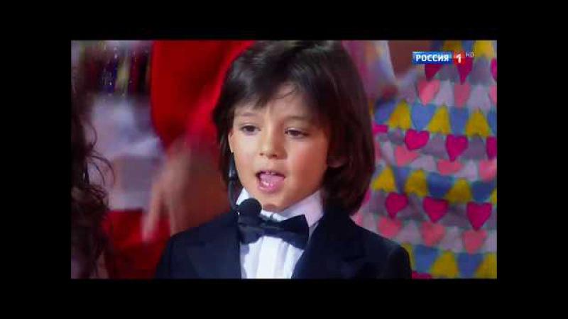 Алла Виктория и Мартин Зайка моя Юбилейный концерт Киркорова 50 лет