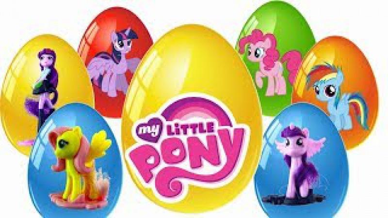 Kinder sorpresa Huevo Sorpresa MLP 킨더 서프라이즈, キンダーサプライズ, My Little Pony Surprise Eggs