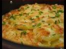 Картошка тертая на терке с сыром. Супер быстрый ужин.