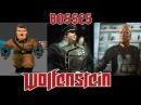 All Bosses of Wolfenstein 1992 2017