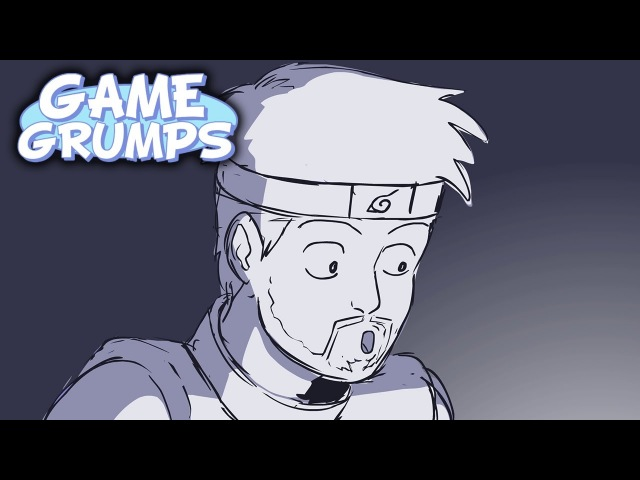 Game Grumps Animated - Use Your Ninjutsu! - by TheUnseriousguy