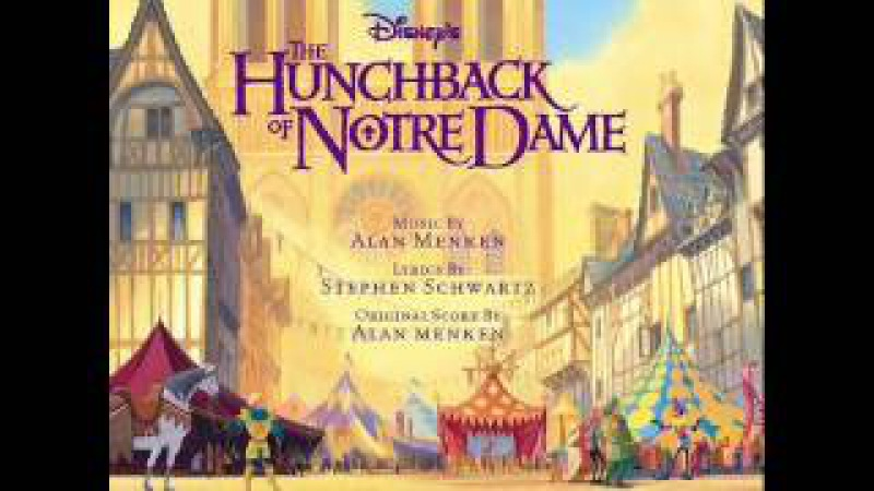 The Hunchback of Notre Dame OST - 12 - And He Shall Smite the Wicked