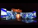 Световое шоу на Малаховом кургане. 17.03.2018