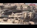 Захваченное у боевиков ИГИЛ оружие