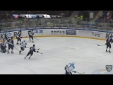 КХЛ (Континентальная хоккейная лига) - Моменты из матчей КХЛ сезона 1617 - Удаление. Сергей Шумаков