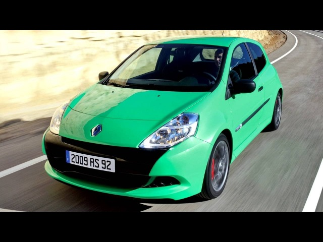 Renault Clio R S 200 Cup '2009–12